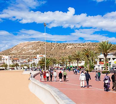 Location voitures Agadir