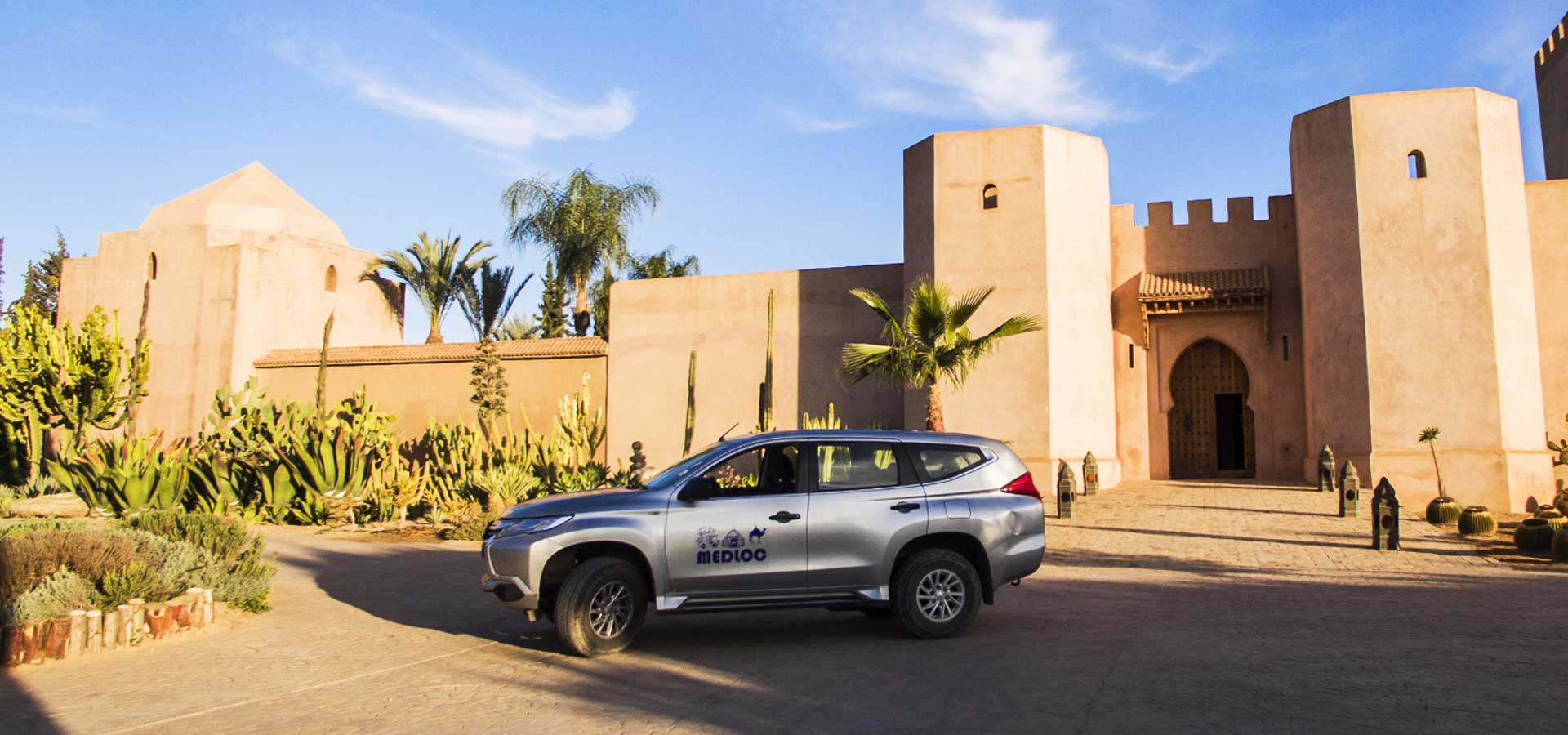 Rent car Marrakech
