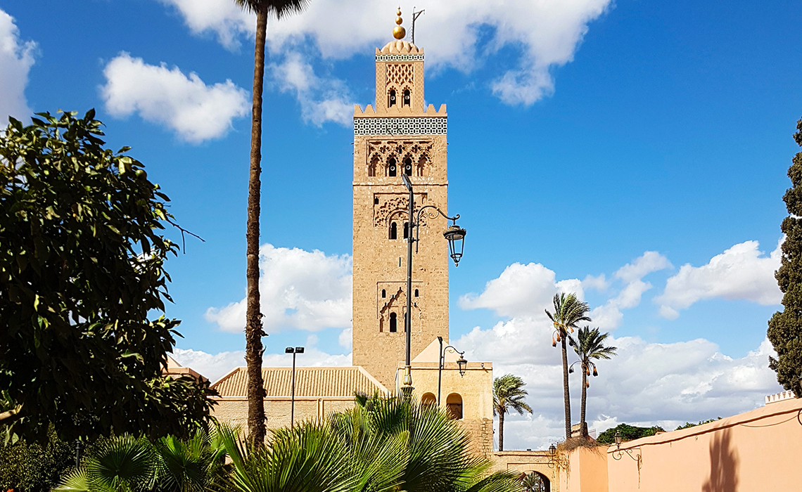 Visite Marrakech Monuments